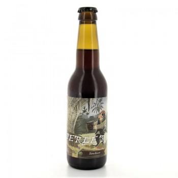 Bière noire Perle Rare Piggy Brewing 5% 33cl