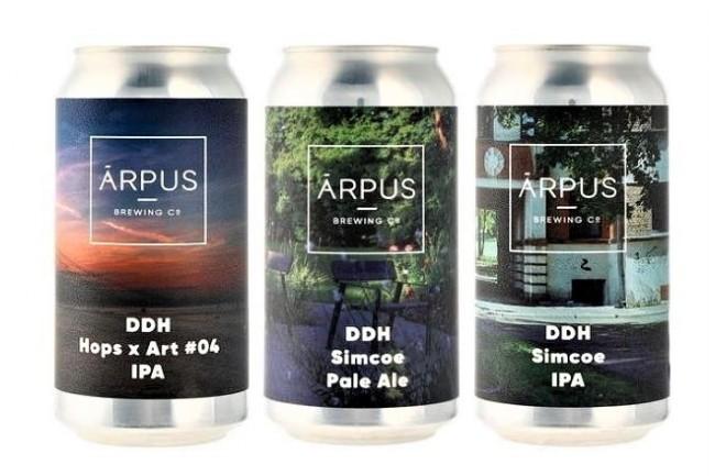 Arpus Brewing